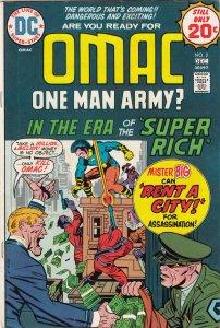 OMAC #2 (1974)
