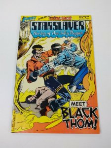 Starslayer #10 first comics - 1st appearance of grimjack