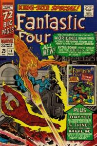 Fantastic Four (1961 series) Special #4, VG+ (Stock photo)
