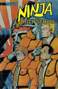 Ninja High School #7 FN; Malibu | save on shipping - details inside