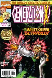 Generation X (1994 series) #30, NM + (Stock photo)