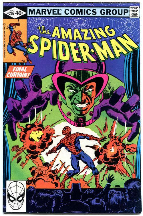 AMAZING SPIDER-MAN #207, VF/NM, Mesmero, Jim Mooney,1963, more in store