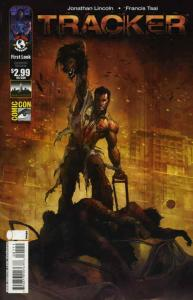 Tracker (Top Cow) Ashcan #1 VF/NM; Top Cow | save on shipping - details inside