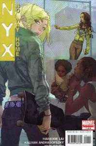 Nyx: No Way Home #1 FN; Marvel   save on shipping - details inside