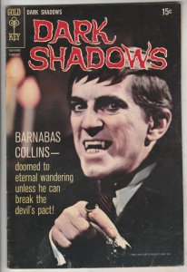 Dark Shadows #4 (Feb-70) VF/NM High-Grade Barnabus Collins