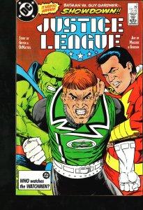 Justice League #5 (1987)