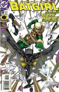 Batgirl #30 (Sept 02) - co-starring Green Arrow - Oracle - Ninth Legion