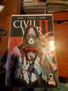 Civil War II #7 (2017)