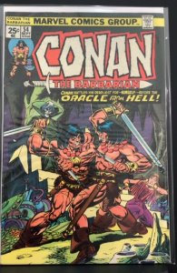 Conan the Barbarian #54 (1975)