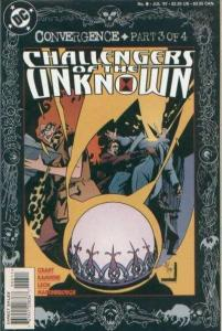Challengers of the Unknown (1997 series) #6, NM + (Stock photo)
