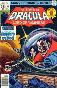 Tomb of Dracula (1972 series) #66, VF- (Stock photo)