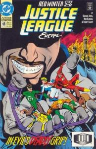Justice League Europe #46, NM (Stock photo)