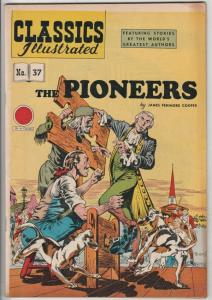 Classics Illustrated #37 (Aug-49) FN/VF+ High-Grade