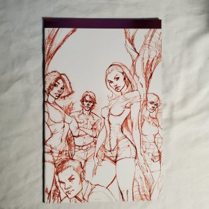 True Blood Tainted Love 5 Very Fine+ Jetpack Comics Retailer Exclusive