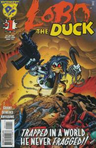 Lobo the Duck #1 VF/NM; Amalgam | save on shipping - details inside