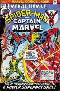 Marvel Team-Up #16 FN; Marvel | save on shipping - details inside