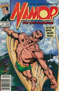 Namor, The Sub-Mariner #1 FN; Marvel | save on shipping - details inside