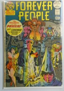 Forever People (1st Series) #8 Jack Kirby 4.0 (1972)