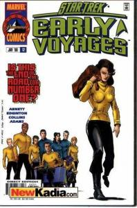 Star Trek Early Voyages #12, VF+ (Stock photo)
