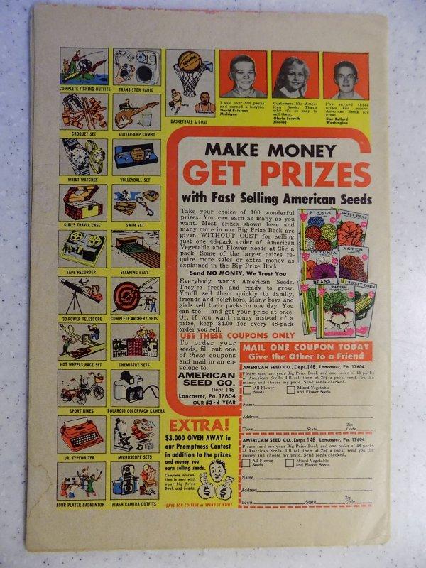 AMAZING SPIDER-MAN # 97 MARVEL BRONZE DRUG ISSUE