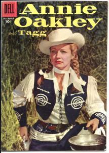 Annie Oakley  Vol. 1 #10 - Silver Age - Jan.-Mar. 1957 (VF)