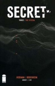 Secret (2012 series) #3, VF+ (Stock photo)