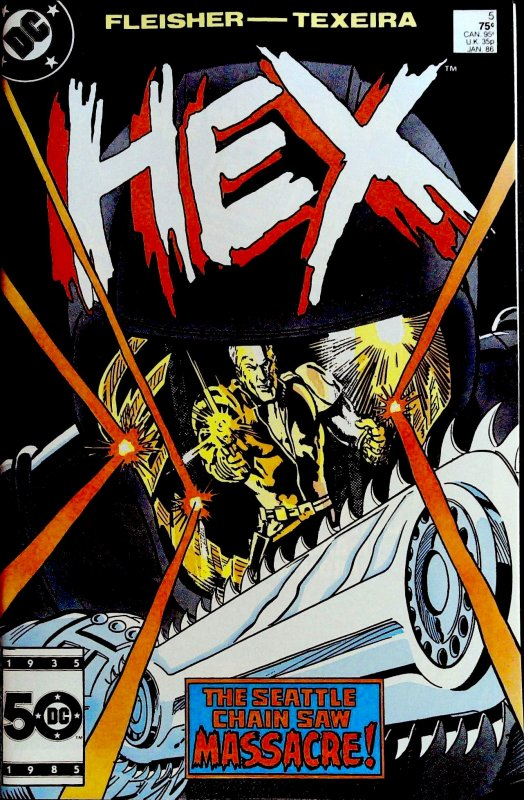 Hex #5 (1986)