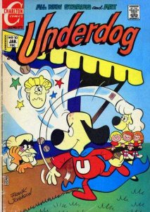 Underdog (1970 series) #10, Good- (Stock photo)