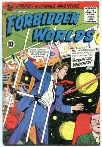 Forbidden Worlds #87 1960- Buscema art- ACG Silver Age VG+