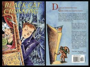 BLACK CAT CROSSING stories by Richard SALA 1993 classic