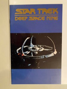 Star Trek Deep Space Nine Ashcan Gold 8.0 VF (1993)