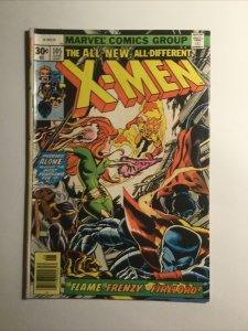 Uncanny X-Men 105 Fine- fn- 5.5 Marvel
