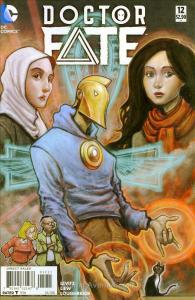 Doctor Fate (4th Series) #12 VF/NM; DC | save on shipping - details inside