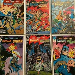 Batman set:#1-6 6.0 FN (1988)
