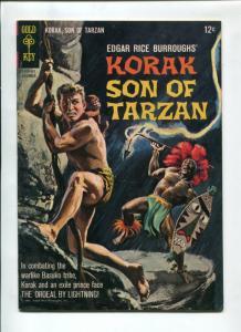 KORAK SON OF TARZAN #6 1964-GOLD KEY-RUSS MANNING-FN/VF