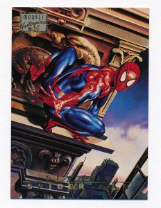 1996 Marvel Masterpieces #85 Spider-Man