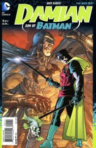 Damian: Son of Batman #1 VF/NM; DC | save on shipping - details inside