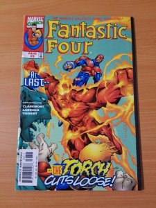 Fantastic Four #8 ~ VERY FINE - NEAR MINT NM ~ 1998 MARVEL COMICS