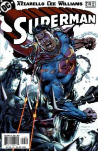 Superman (1987 series) #214, NM + (Stock photo)