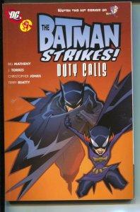Batman Strikes!: Duty Calls-Bill Matheny-TPB-trade