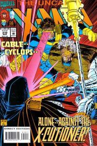 Uncanny X-Men (1981 series) #310, NM (Stock photo)