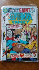 Superman Family #172 (DC, 1975) Condition: FN