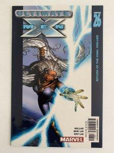 Ultimate X-Men #26 Return of the King Prelude  (2001 Marvel Comics) NM