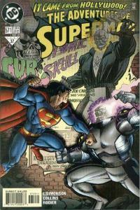 Adventures of Superman (1987 series) #571, NM + (Stock photo)