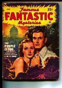 Famous Fantastic Mysteries-Pulps-6/1949-Stanley Mullen-M. P. Shiel