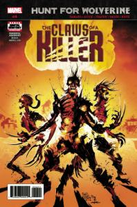 Hunt For Wolverine Claws Of The Killer #4 (Marvel, 2018) NM