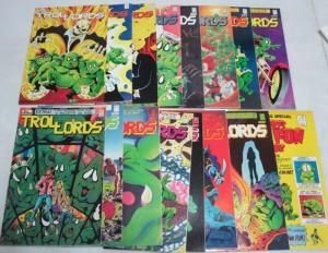 TROLLORDS (1986 TU) 1-15 MTV MEETS D&D!