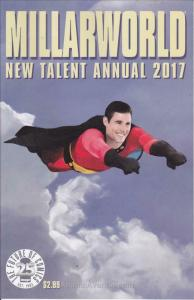 Millarworld Annual #2017 VF/NM; Image   save on shipping - details inside