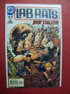 LAB RATS #2    VF/NM OR BETTER DC COMICS