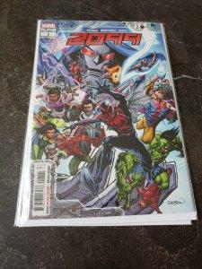 Amazing Spider-Man 2099 Companion #1 (2020)